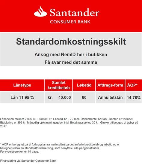 santander consumer bank köln finansiering af tv hos panasonic fra kun 1 pr mned ansg