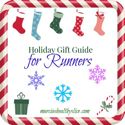 holiday gifts for runners the healthy slice