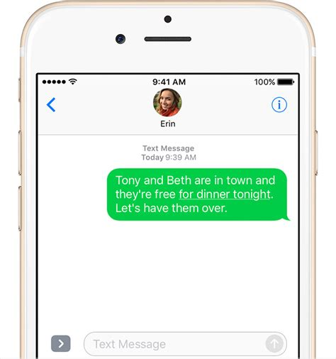 about imessage and sms mms apple support