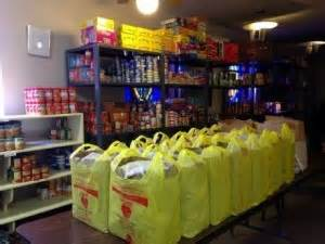 Cape Food Pantry by Basic Needs Catholic Charities