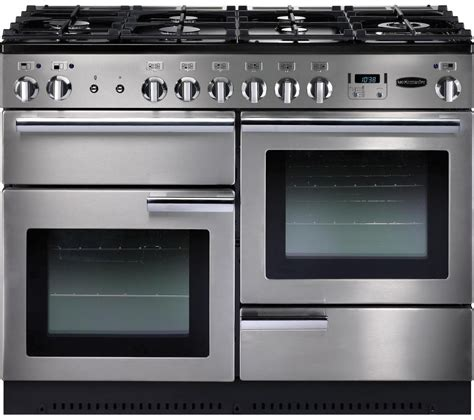 Oven Gas Bima Master 5444 buy rangemaster professional 110 gas range cooker stainless steel chrome free delivery