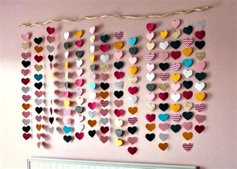 cara membuat hiasan dinding kamar tidur dari kertas 10 ide membuat hiasan dinding kamar tidur yang bagus unik