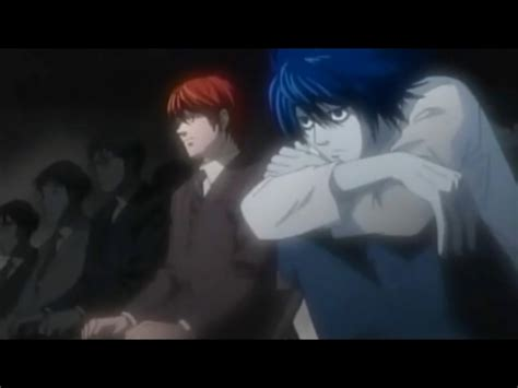 l and lighting l and light death note photo 15864678 fanpop