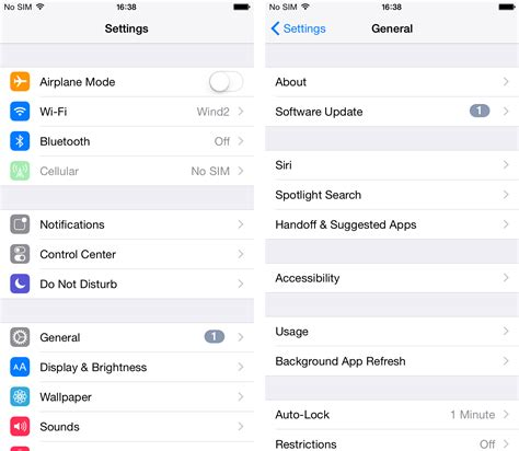 if iphone settings iphone contacts how to backup iphone without itunes before updating to ios 9