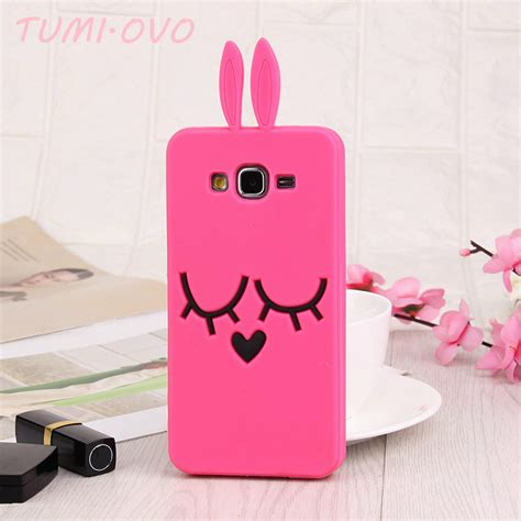 Squishy 3d Soft Silicone Back Cover For Samsung J7 2017 3d rabbit soft silicone back cover for samsung galaxy s6 s7 edge s5 a3 a5 a7