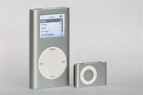 Turn Your Ipod Mini Purple by Ipod Shuffle 1st Generation Repair Classic Disassembly