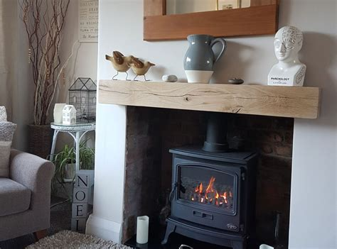 Oak Beam Above Fireplace by Oak Beam Fireplaces And Mantlepieces Planed And Sanded