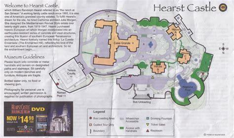 hearst castle floor plan california county map wallpaper