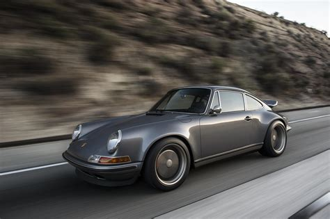 porsche singer singer trots out its reimagined porsche 911s for pebble