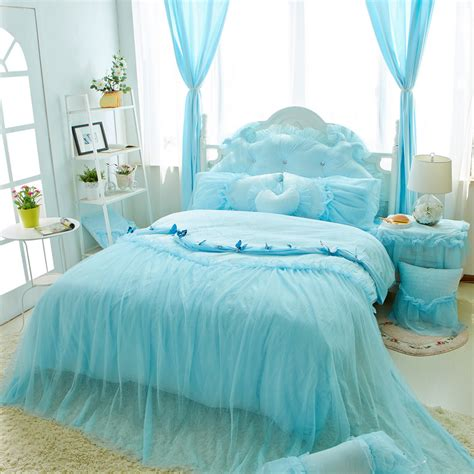 girls queen size bedding aliexpress com buy thick fleece korea style oriental lace girls bedding set queen king size