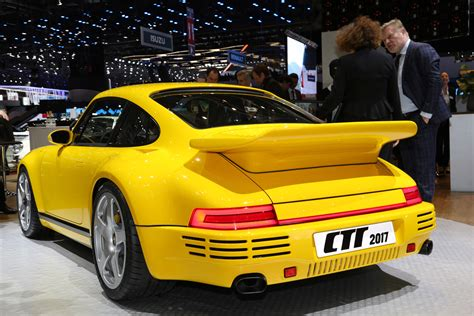 porsche ruf ctr ruf goes back to the future to celebrate 30 years of ctr