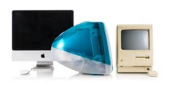 The mac revolutions from the macintosh 128k to the imac and the