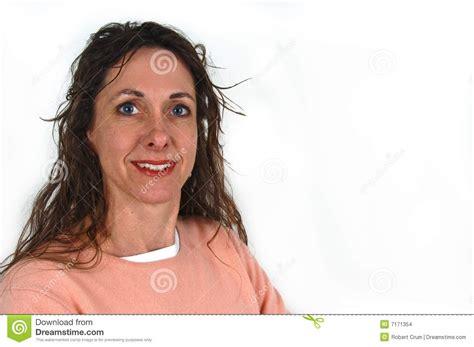 attractive middle aged women dark hair attractive middle aged woman stock images image 7171354