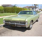 1968 Chevrolet Caprice  Information And Photos MOMENTcar