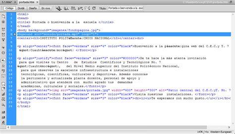 imagenes html insertar sonido animaci 243 n y video