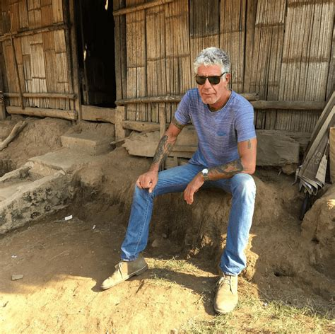 anthony bourdain tattoos 15 things you probably didn t about anthony bourdain