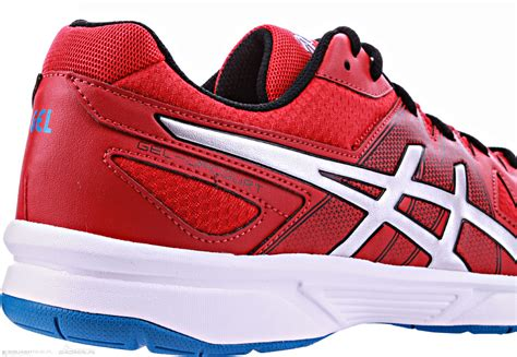 Nägel Rot by Asics Gel Upcourt 2393 Rot