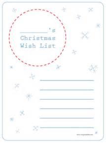 Christmas Wish List Template Free Printable Christmas Wish List Template Printable Quotes Lol Rofl Com