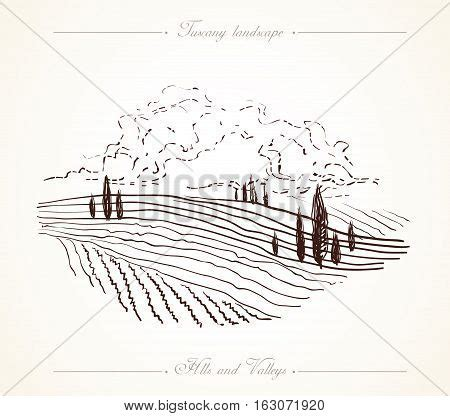 silver fields and other sketches of a farmer sportsman classic reprint books tuscany landscape fields vector photo bigstock