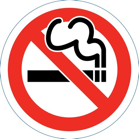 no smoking sign logo logo no smoking clipart best