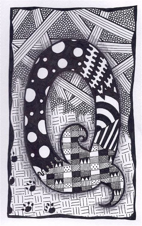 bei doodle name löschen 37 best images about zentangle on letter w