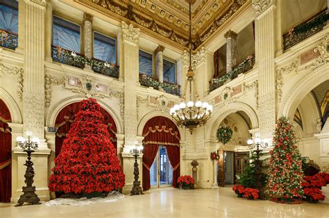 christmas at the newport mansions new england today