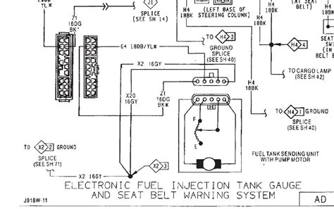 wiring question for fuel tank dodge diesel diesel