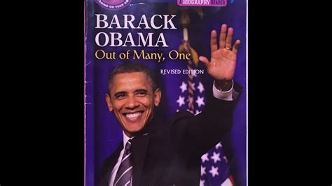 barack obama biography review president barack obama a biography review youtube
