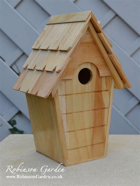 robinson garden stamford birdbox nestbox