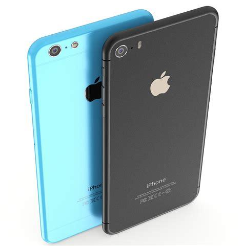 nuovi rendering mostrano l iphone 6s e l iphone 6c concept ispazio