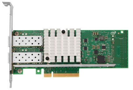 Intel X520 Dual Port 10gbe Sfp Adapter For Ibm System X Fiber Optic which 10g sfp optics are compatible with intel x520