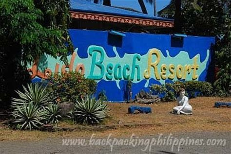 lido resort cavite map backpacking philippines and asia lido resort in