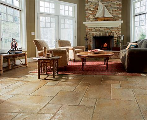 Houston Lifestyles & Homes magazine Stone Flooring: An