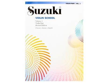 Suzuki Volume 1 Suzuki Violin School Vol 1 Strumenti Musicali Net