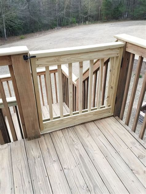 25 best ideas about deck stairs on deck steps