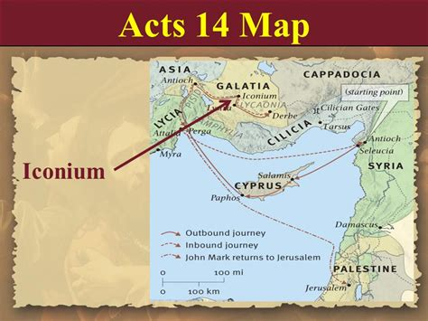themes in the book of acts theme first missionary journey of paul ppt video online