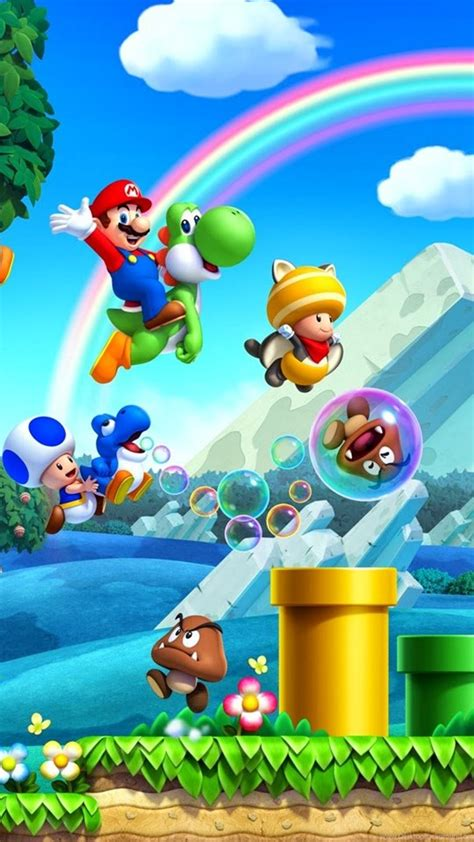 wallpaper android mario uper mario bros tablet background gallery wallpaper and