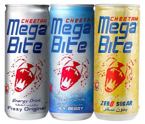 0 sugar energy drinks mega bite energy drink fizzy original icy berry 0