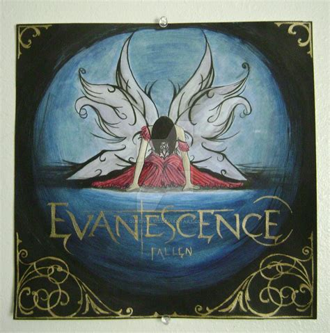 album artwork sketch evanescence record album cover by queenlilsis on deviantart