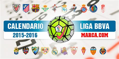 search results for calendrier liga bbva 2015 2016