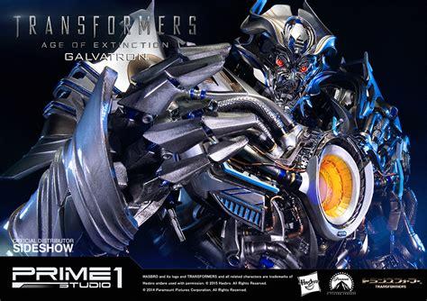 Prime 1 Studio Exclusive Transformers Dotm Bumblebee Statue transformers galvatron polystone statue by prime 1 studio