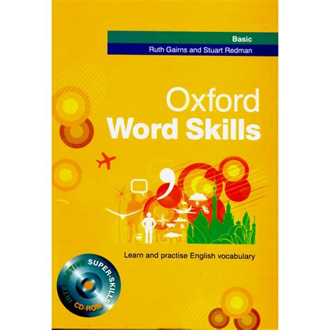oxford word skills basic oxford word skills basic cd