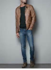1000 ideas about brown leather jackets on