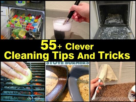 home tips and tricks clever cleaning tips and tricks