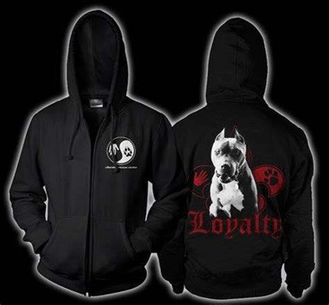 hoodies for pitbulls villalobos rescue center pit bull loyalty hoodie yes it s in s sizes i don t