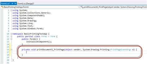 design form visual studio 2012 whiteboard coder visual studio 2012 c print more than
