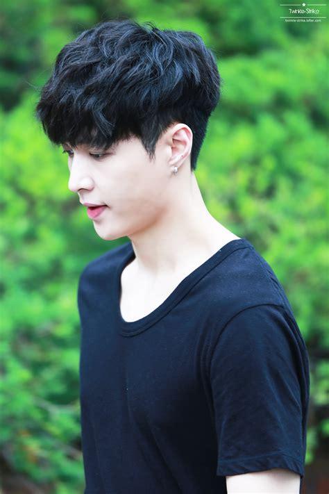 korean boys side haircut view http ww2 sinaimg cn large
