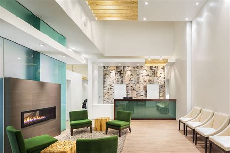 Waiting Area Interior Design by Dentistry At Golden Ridge Golden Colorado Dental