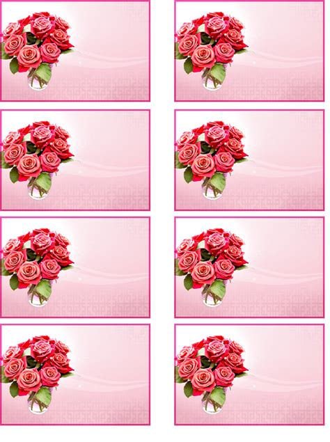 flower tags template free free name tags free printable flower name tags free name