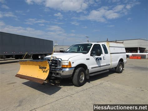 light duty truck plow used 1999 ford with plow light duty truck for sale in pa